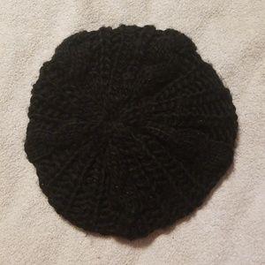 Accessories - Black Beanie